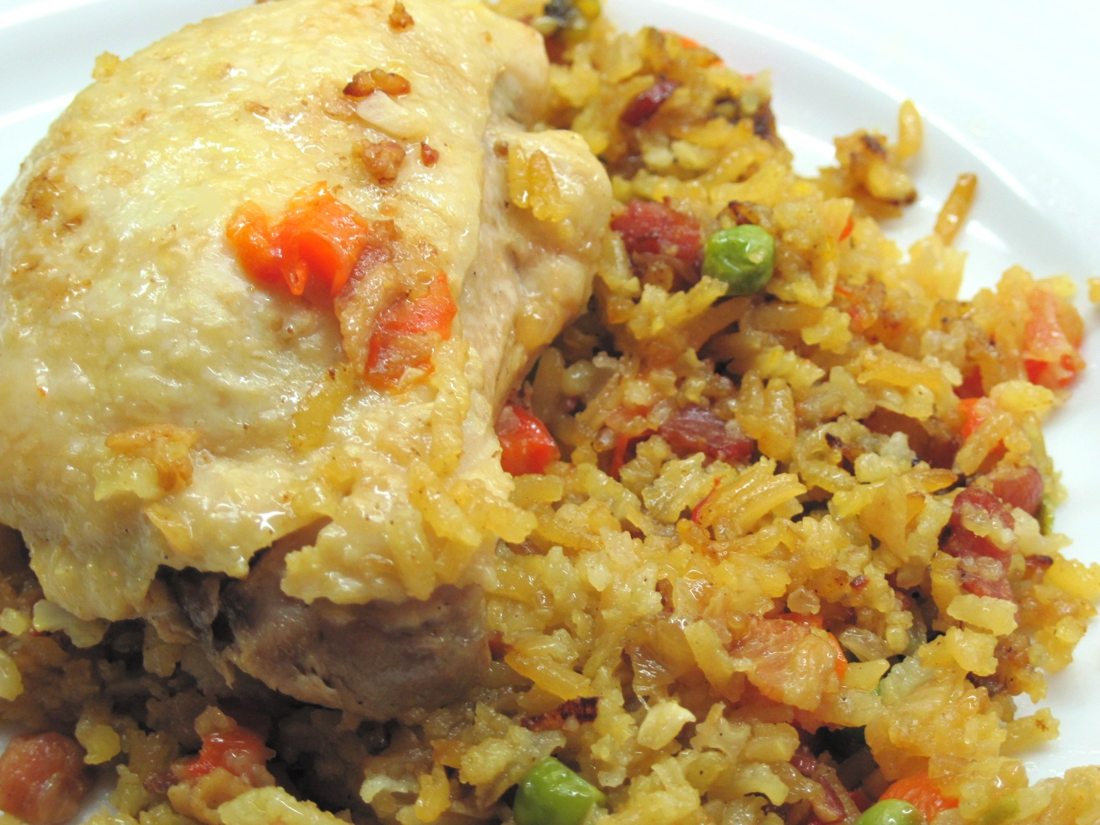 arroz con pollo arroz con pollo arroz con pollo lightened up ...