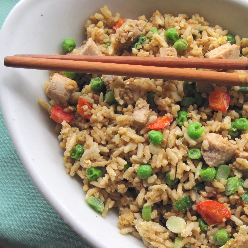Pork Fried Rice 3