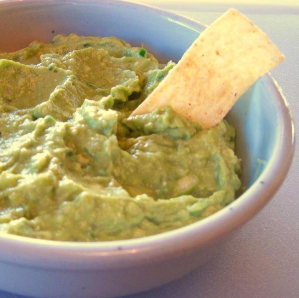 Gourmet's Guacamole