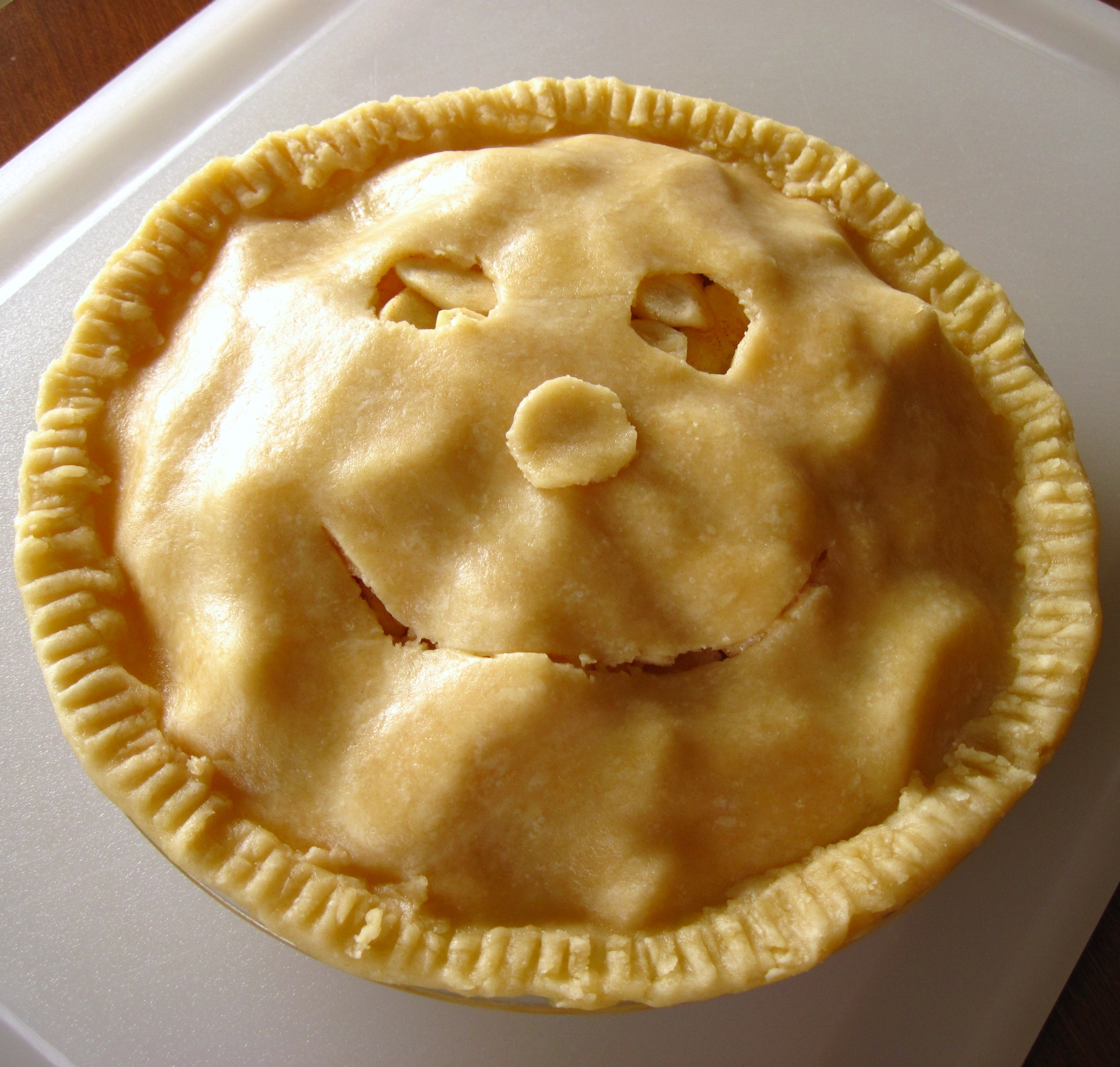 apple pie happy