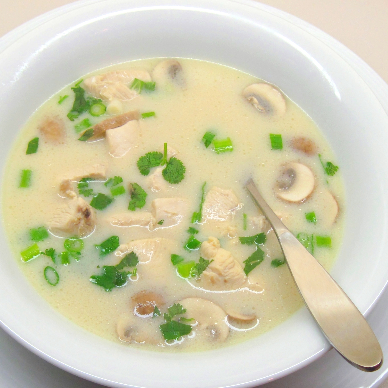 Thai Food Tom Yam Goong Recipe . 5:58. Tom Kha Gai - Thai Chicken ...