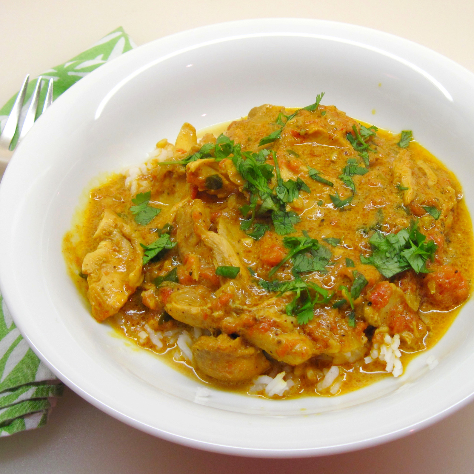 Vij's Family's Chicken Curry | In the kitchen with Kath
