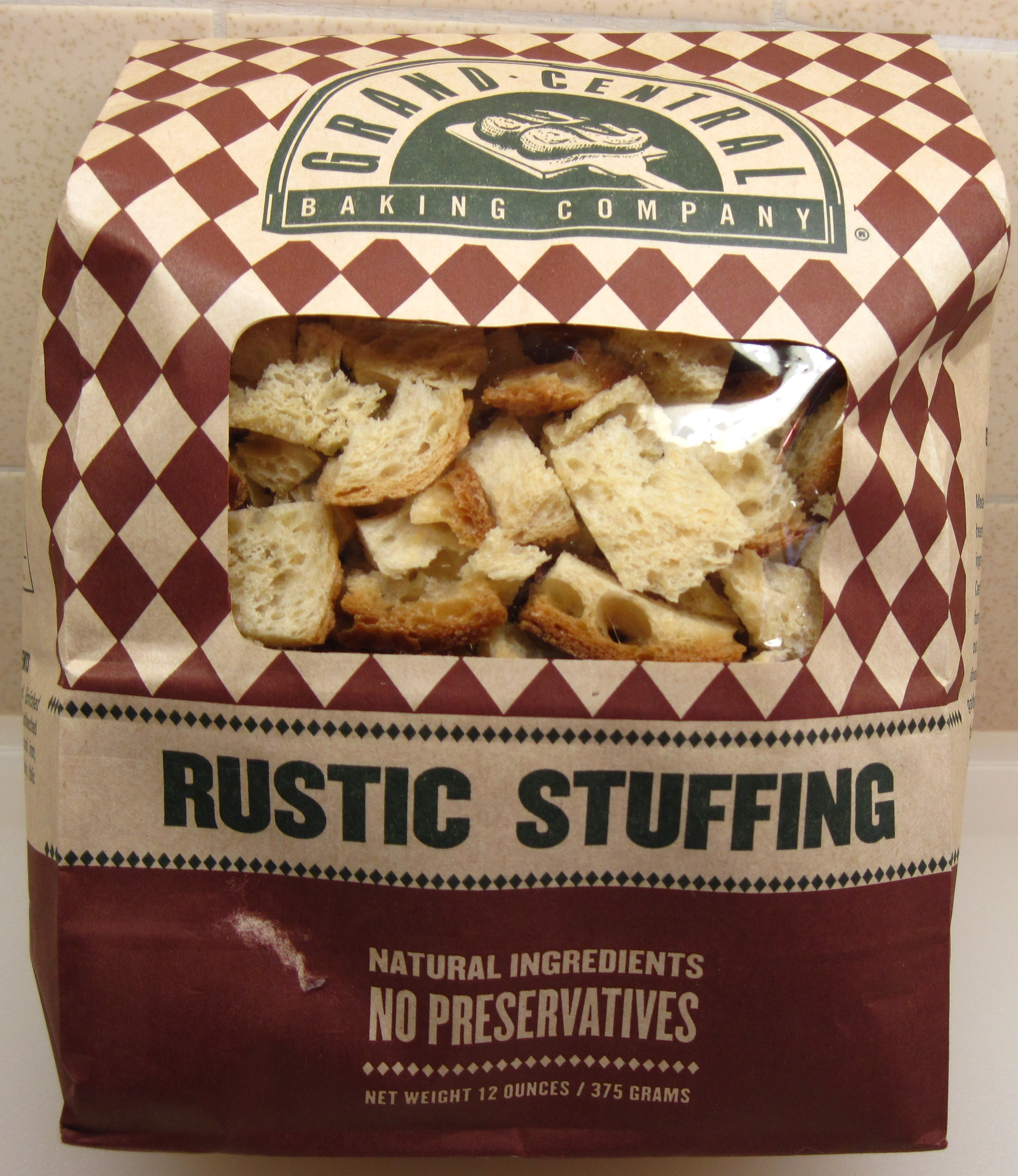 Rustic Herb Stuffing Recipe — Dishmaps