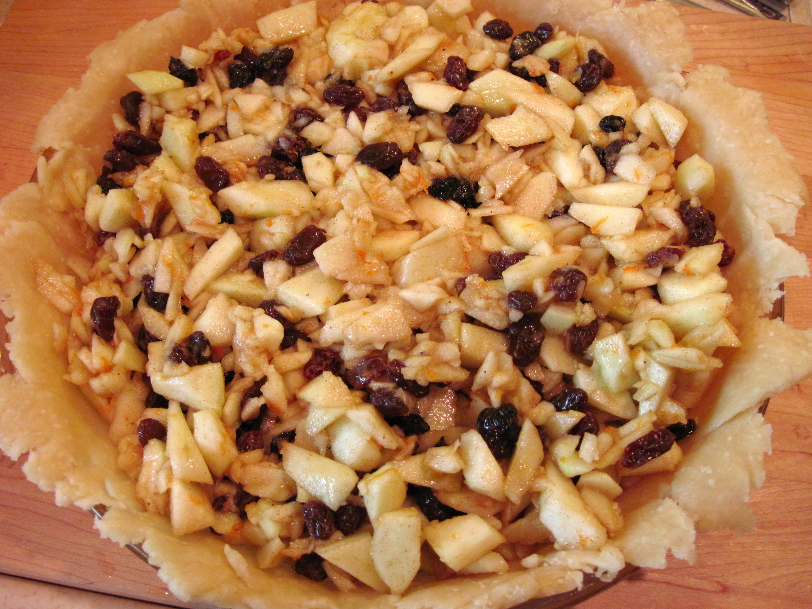 Mock Mincemeat Pie | In the kitchen with Kath