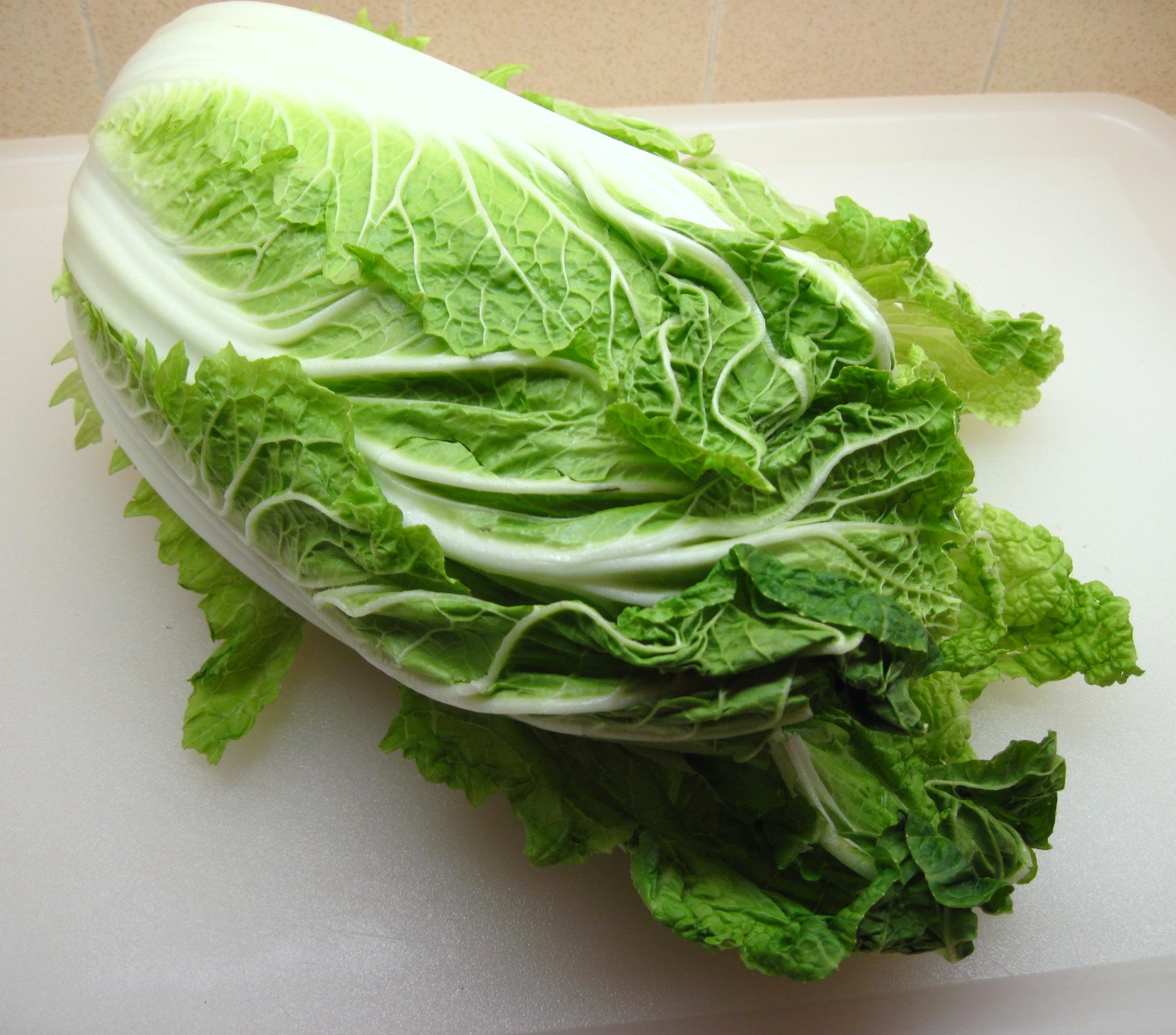 how to prepare nappa cabbage