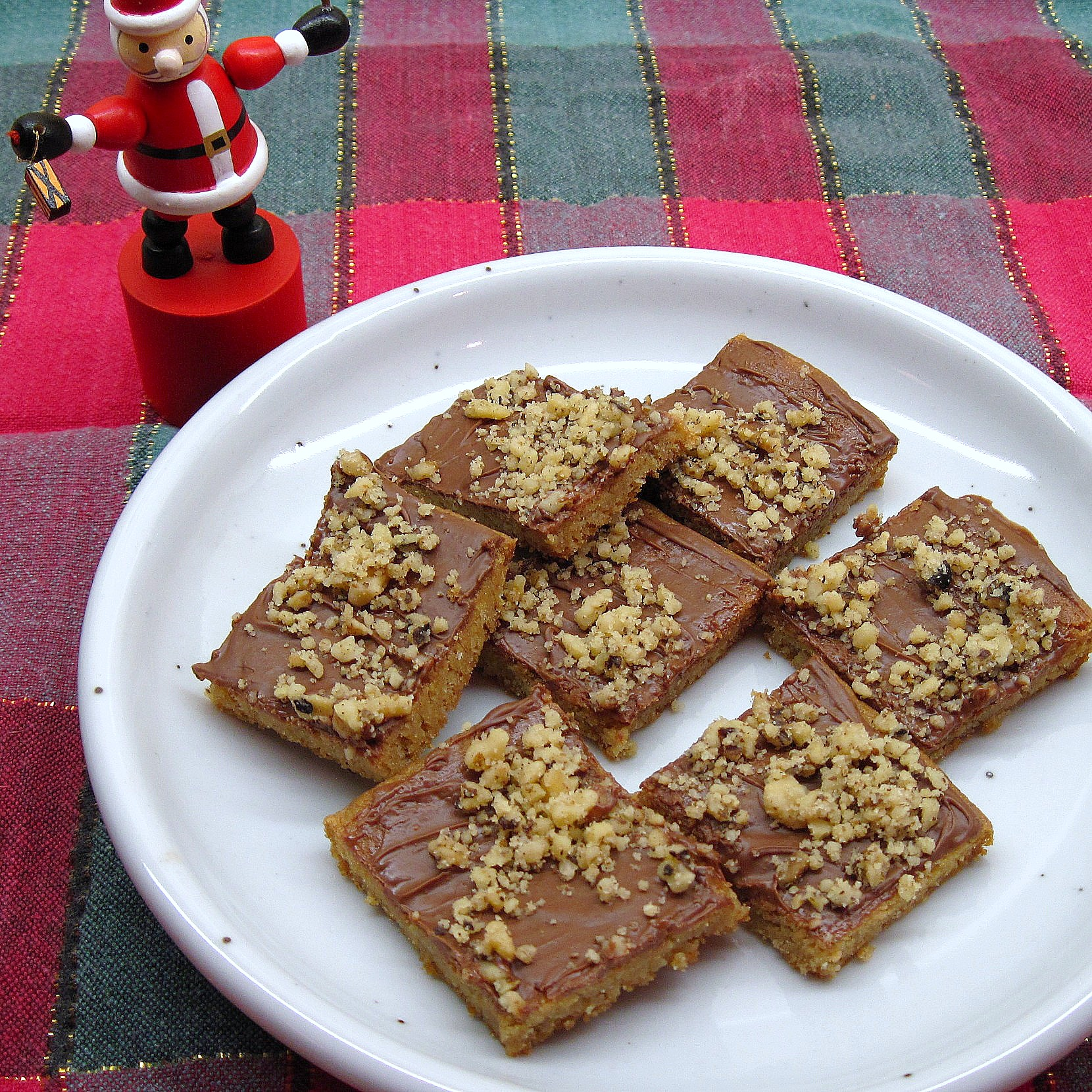 Toffee Squares | In the kitchen with Kath