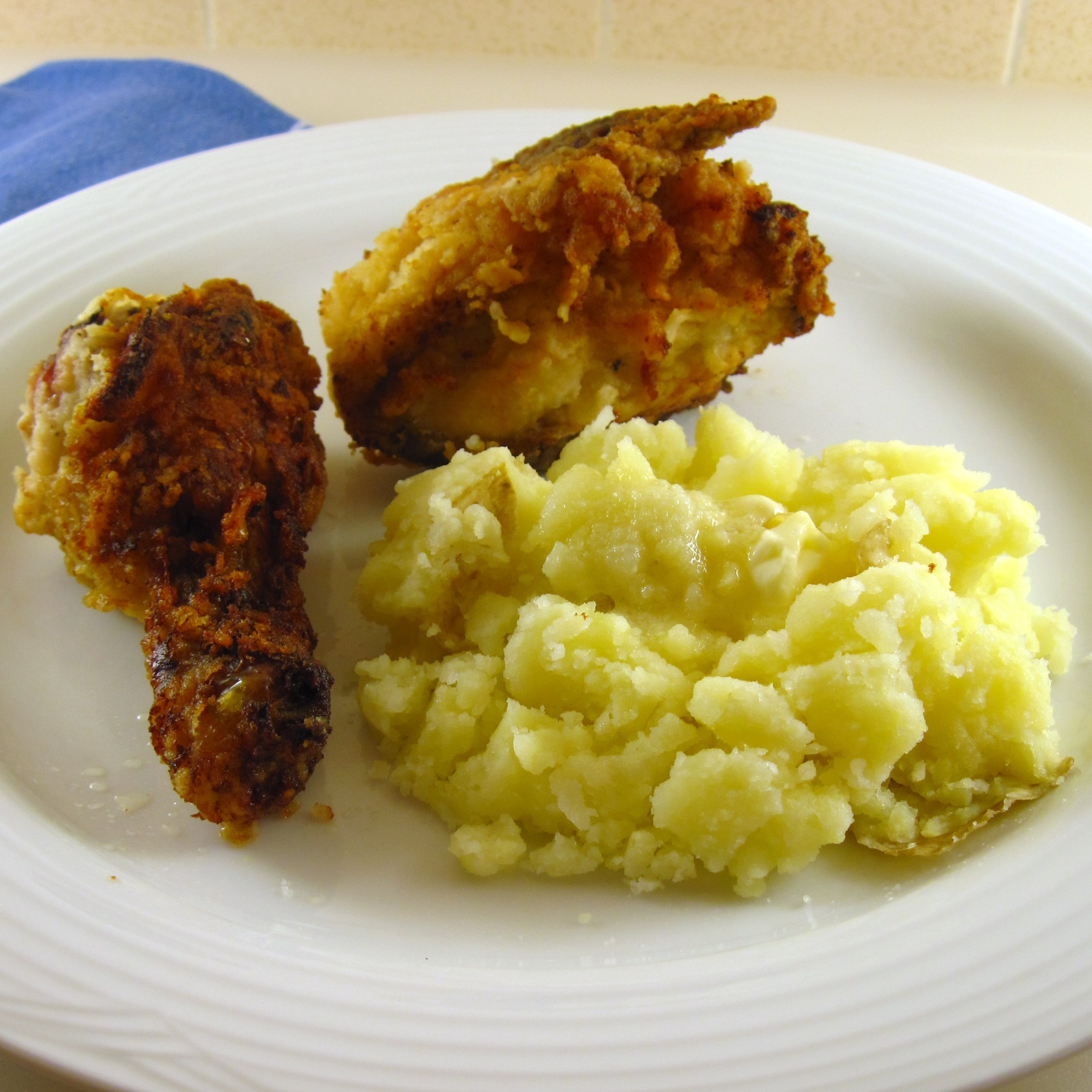 Buttermilk Fried Chicken « In the kitchen with Kath
