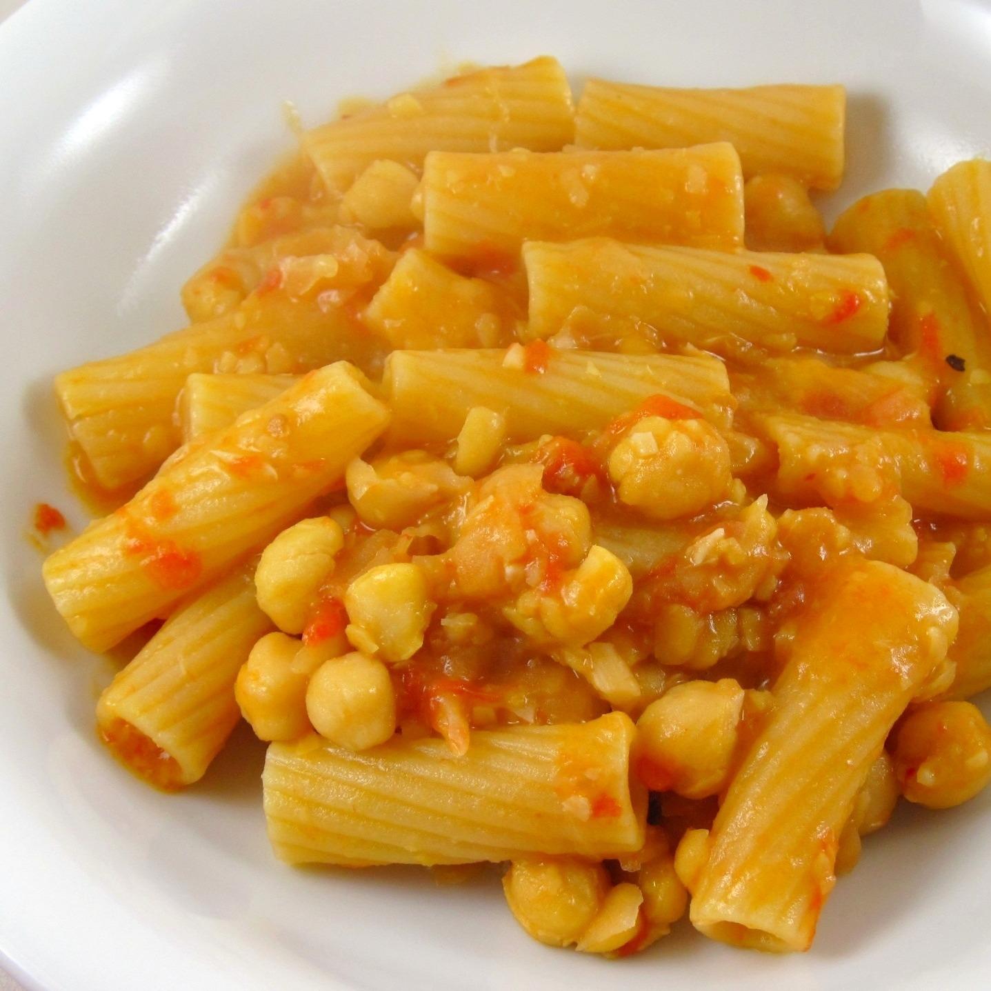 Pasta E Fagioli Or Pasta E Ceci In The Kitchen With Kath