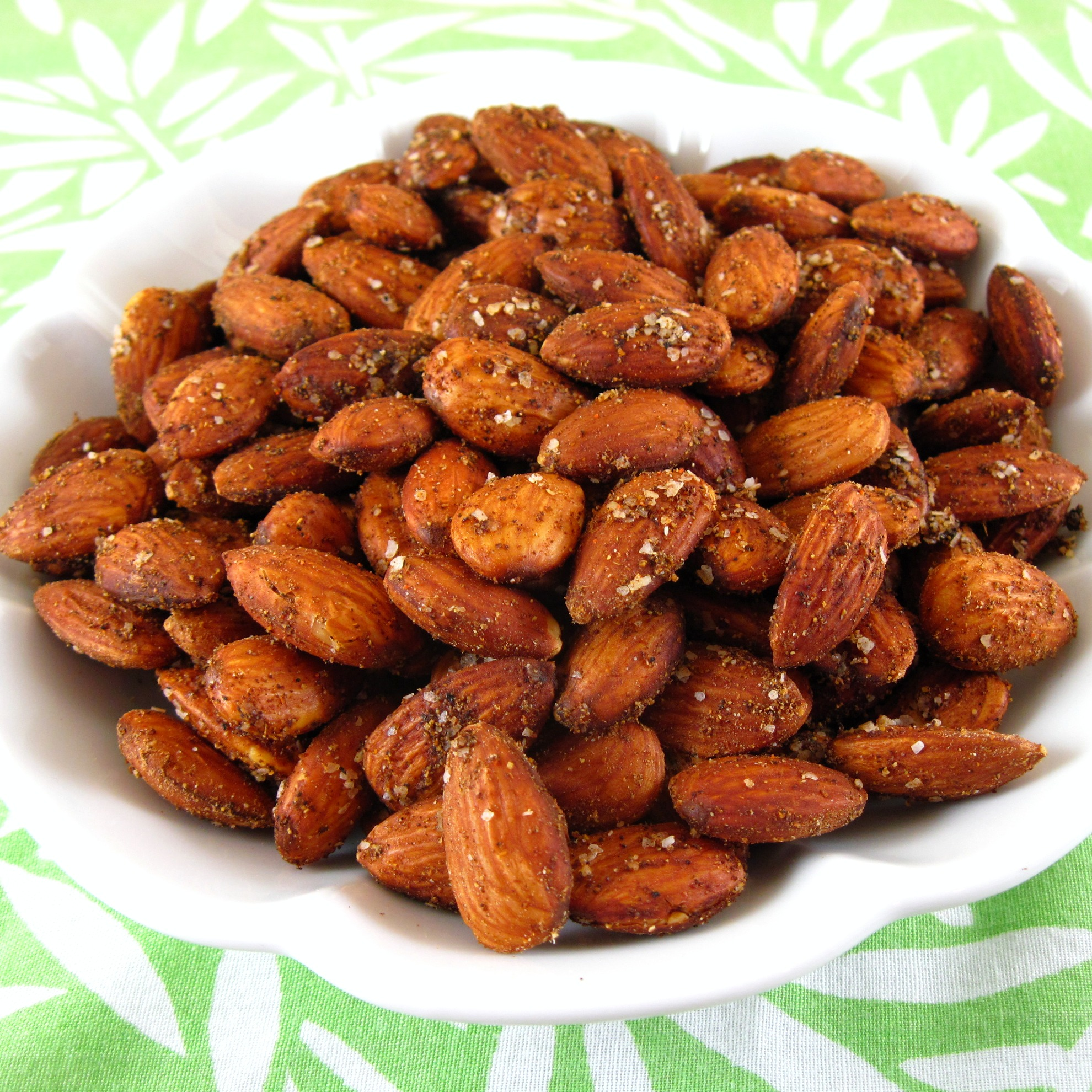 Vij's Spiced, Roasted Almonds or Cashews | In the kitchen ...