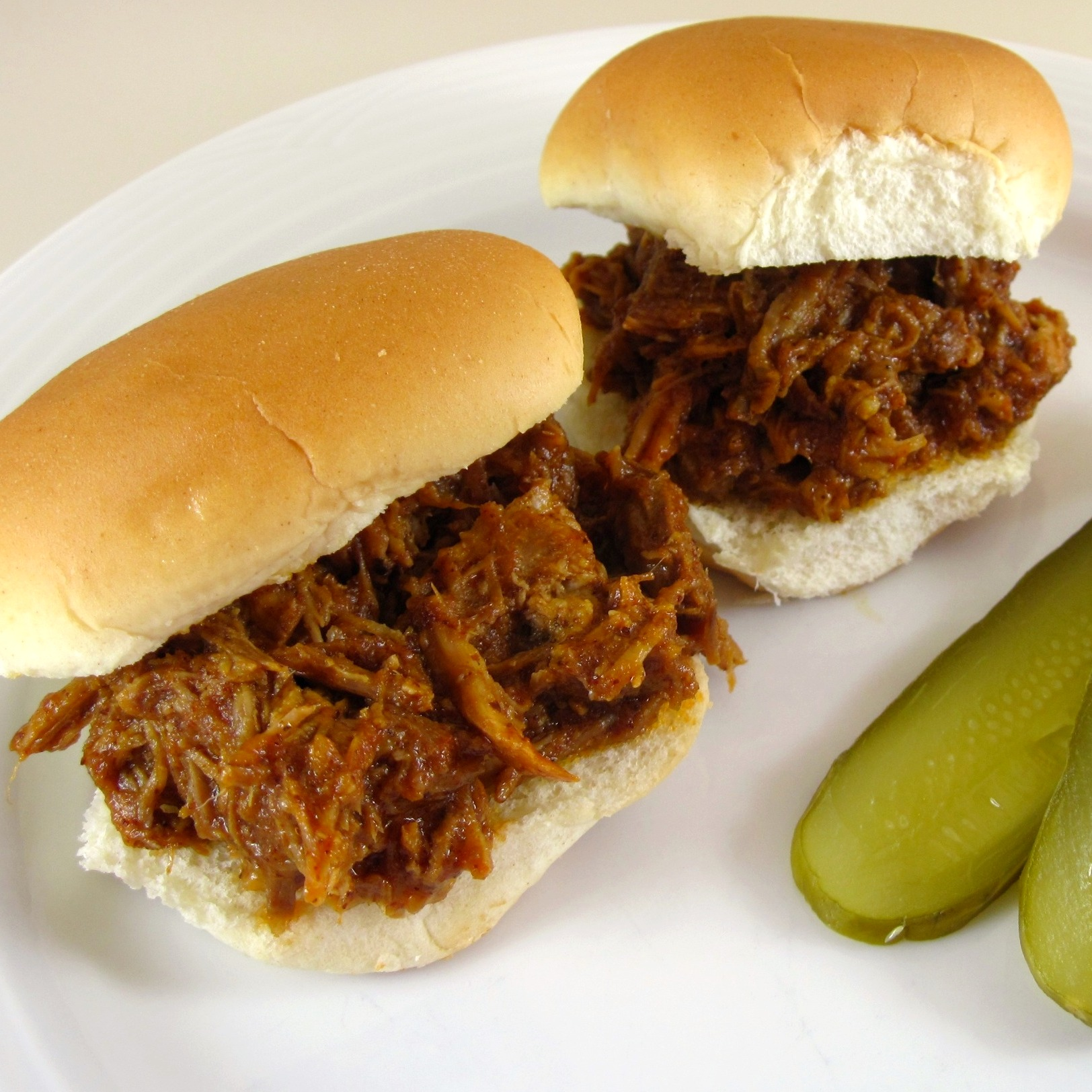 Pulled pork sliders 3