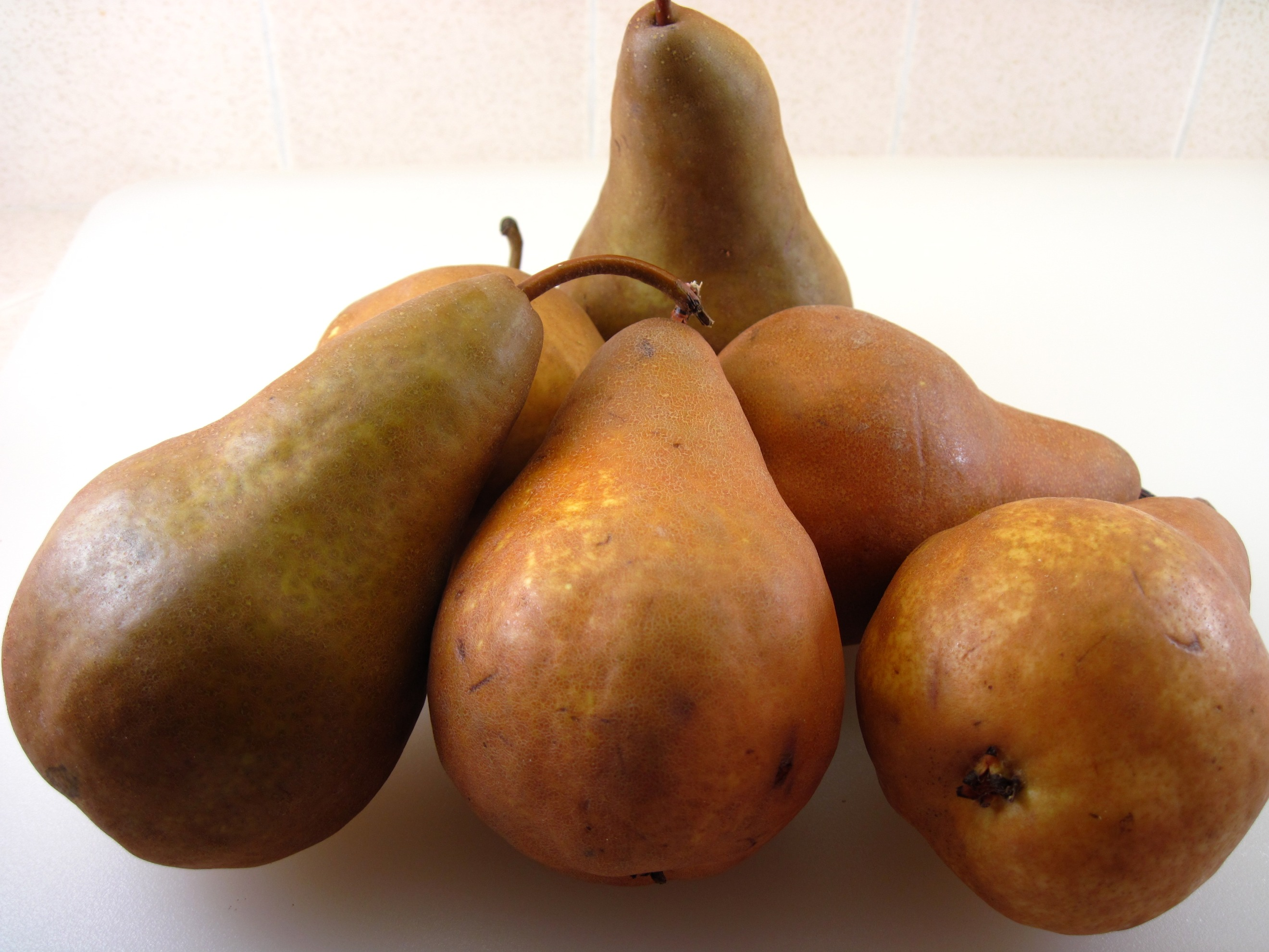 How to Core a Pear