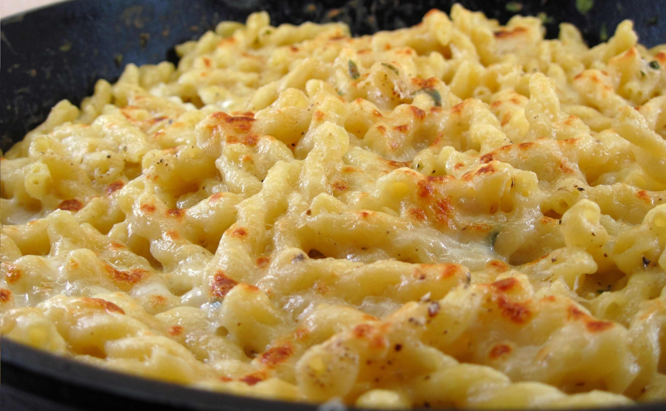 Macaroni And Cheese Recipe — Dishmaps