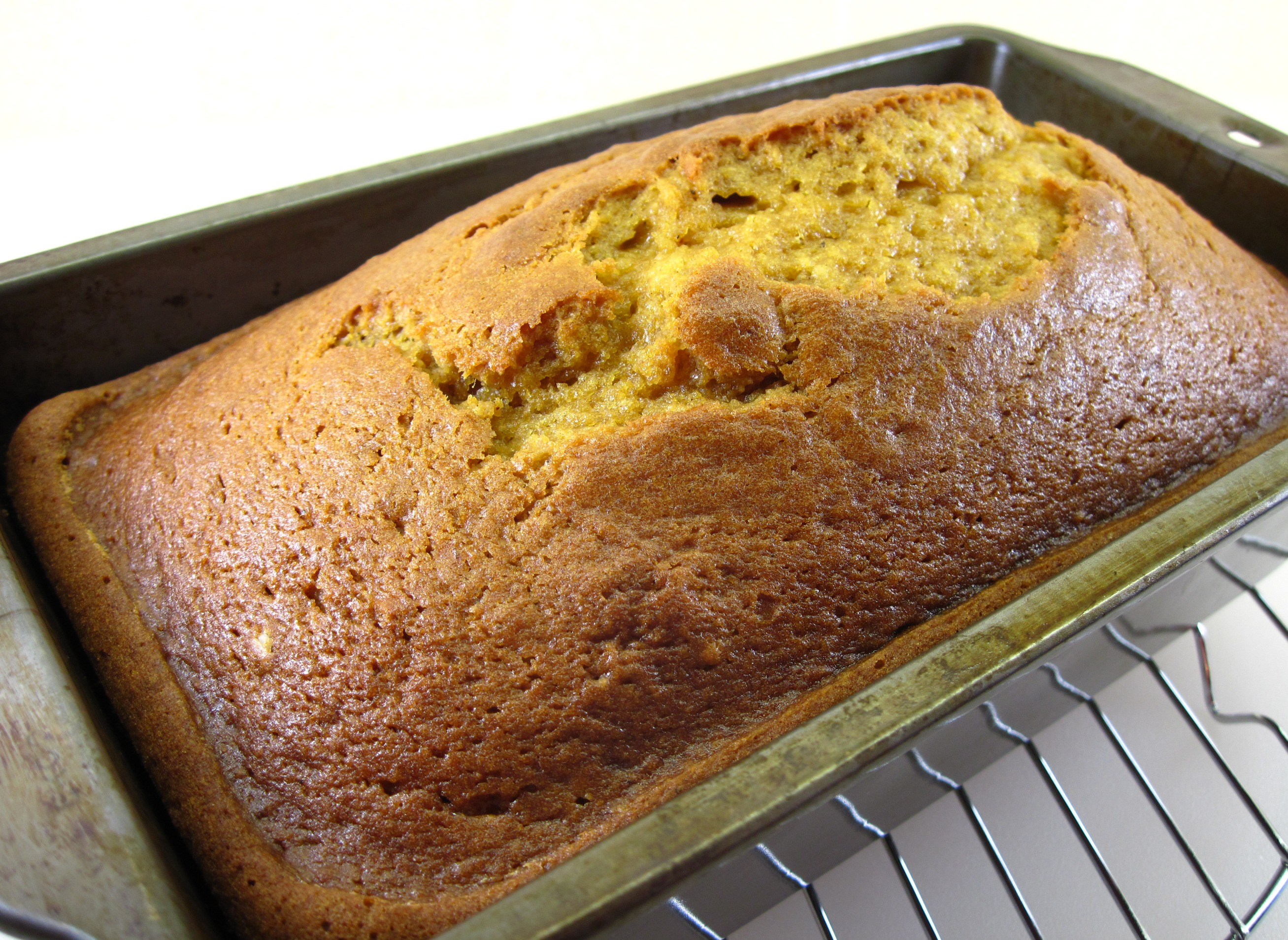 Pumpkin Bread | In the kitchen with Kath