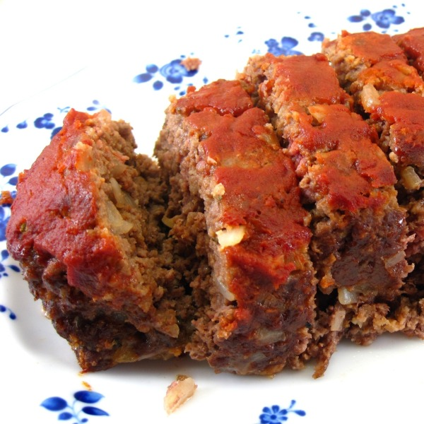 Classic Meat Loaf from Cooking Light | In the kitchen with Kath