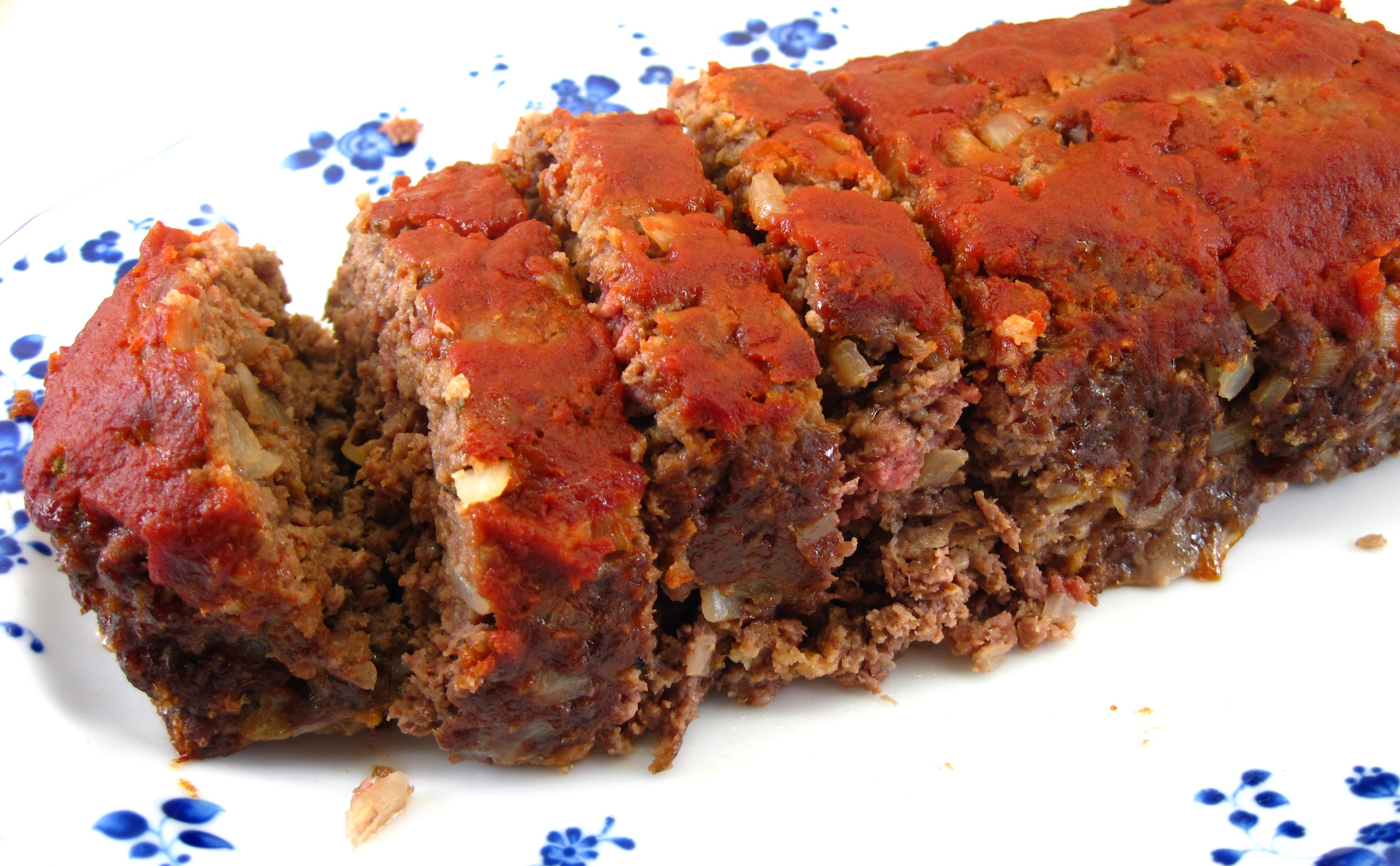 Classic Meatloaf Recipe — Dishmaps