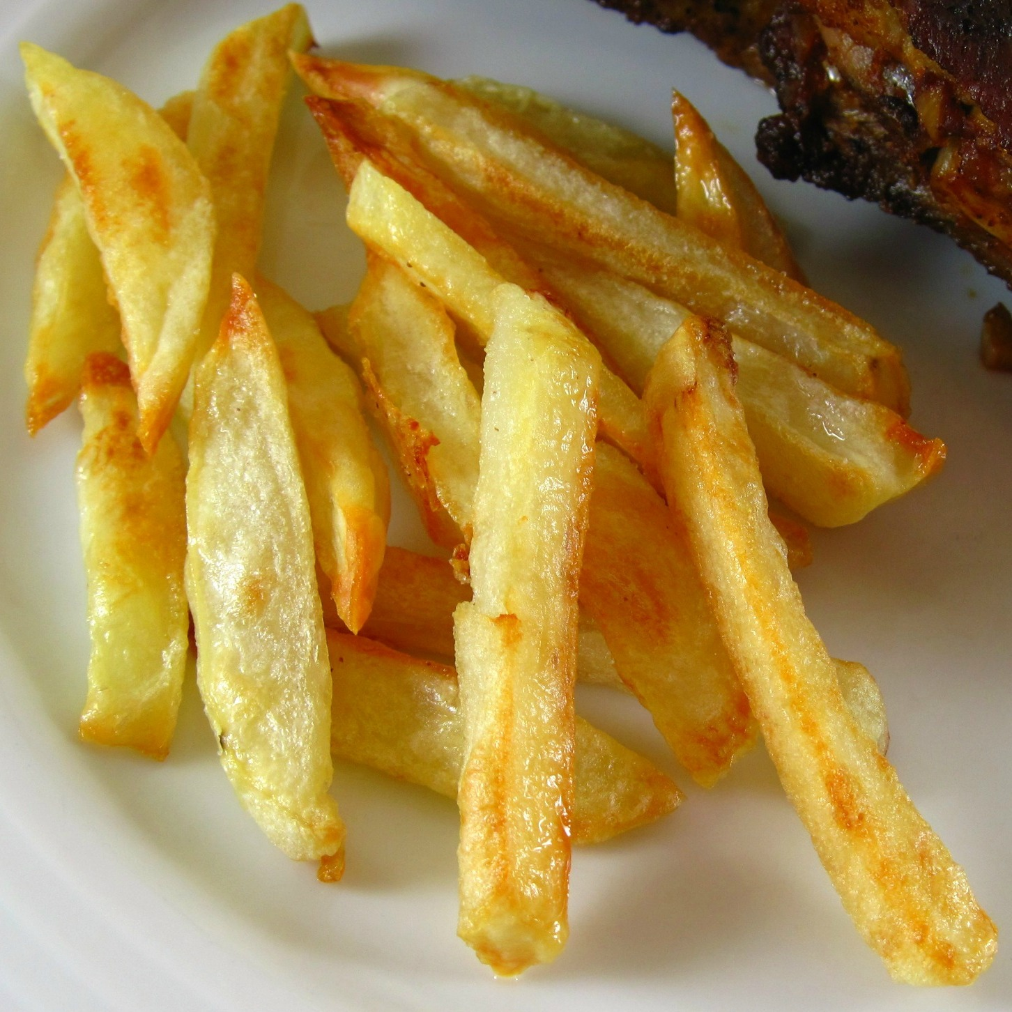 "... Breakfast Programs ½"" CRINKLE CUT OVEN FRIES ZERO TRANS FAT"