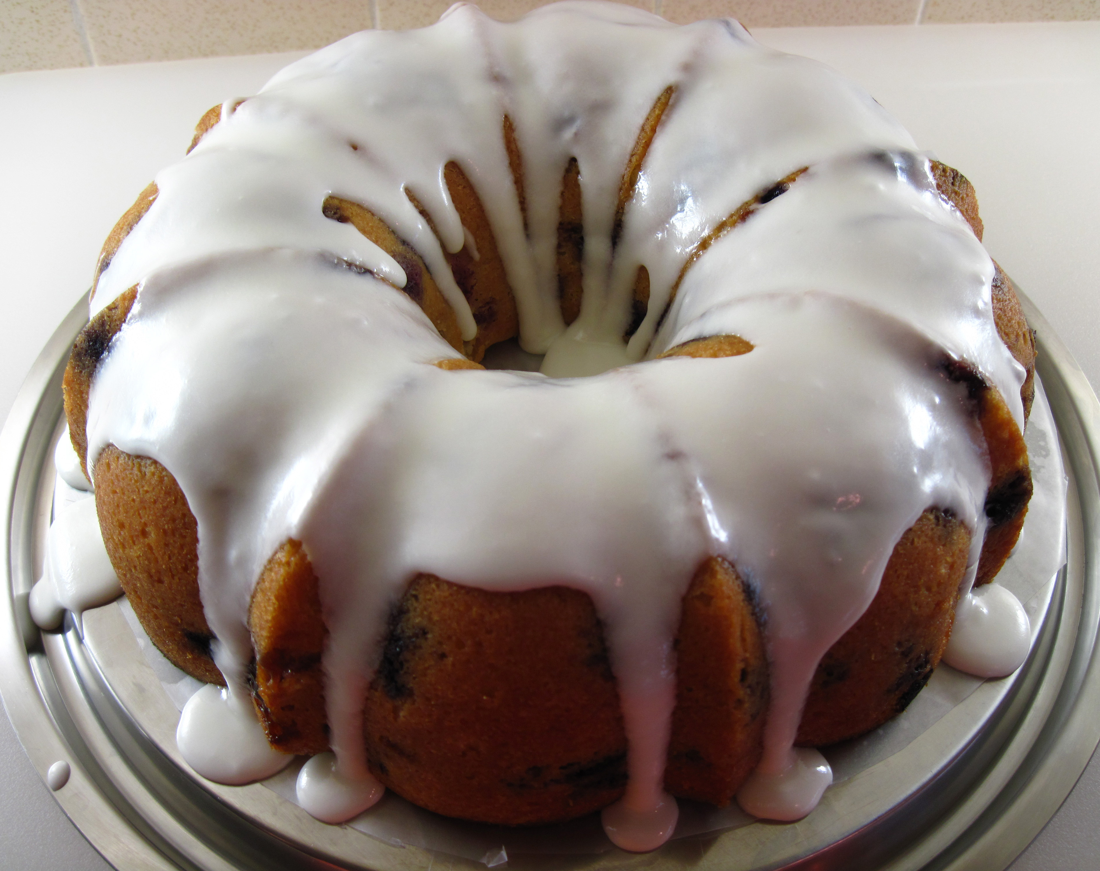 Triple Berry Summer Buttermilk Bundt Recipes — Dishmaps