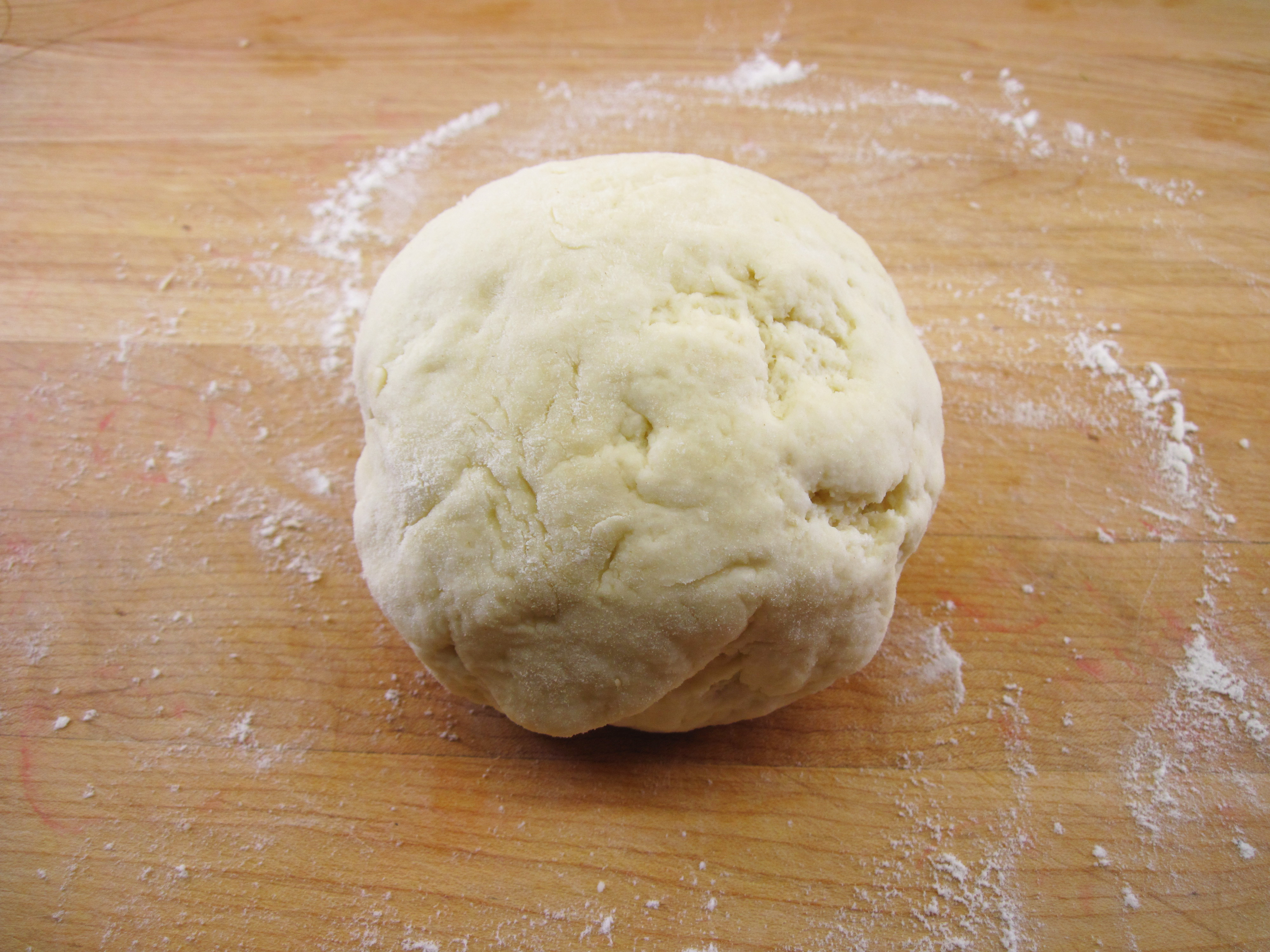 Super quick and easy olive oil biscuits in the kitchen for Dough balls for fishing