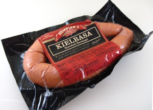 Hempler's Kielbasa for New Year's