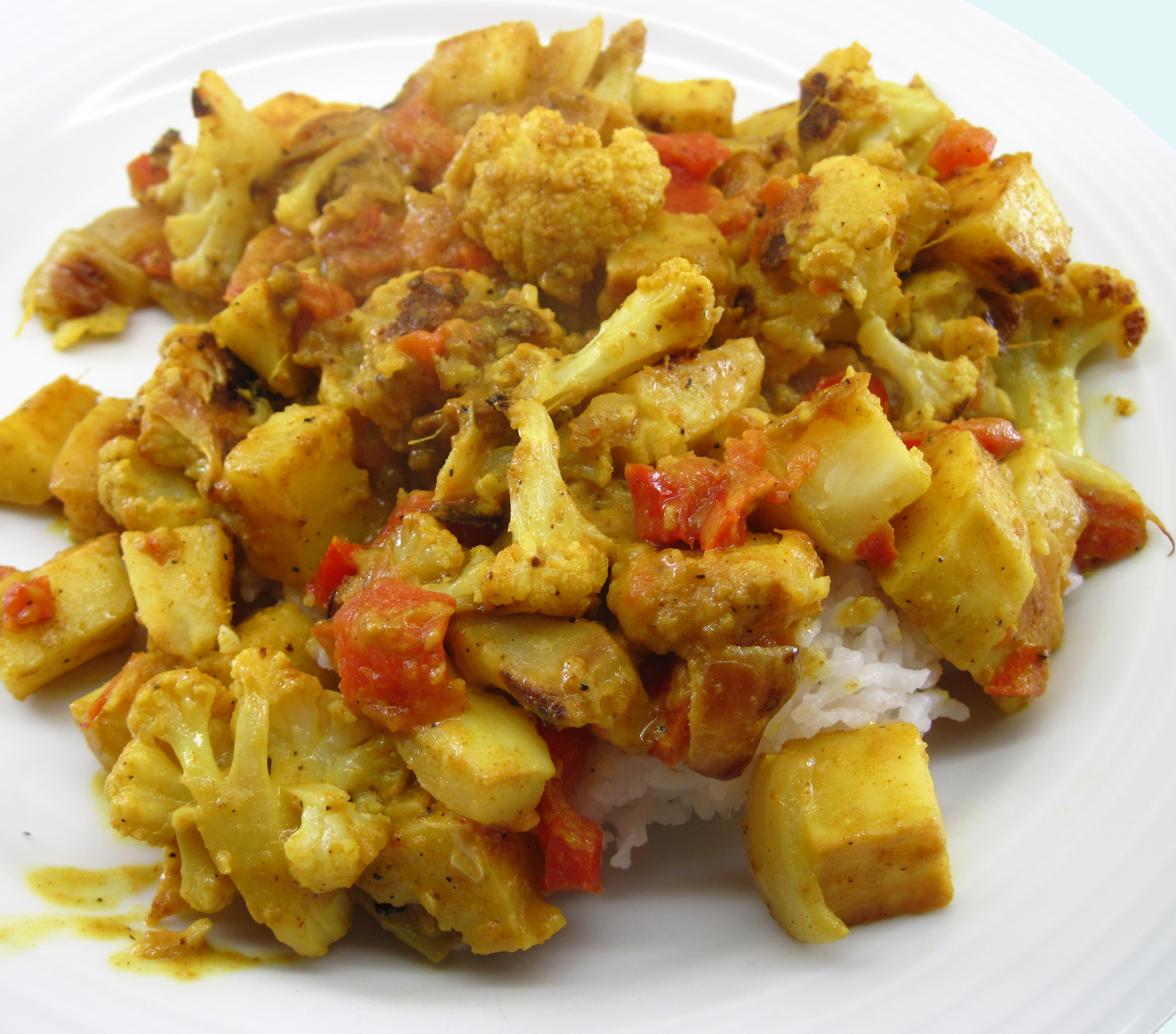 vegetable curry mixed vegetable curry recipe quick vegetable curry ...