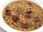 Smoked Sausage and Black-Eyed Peas