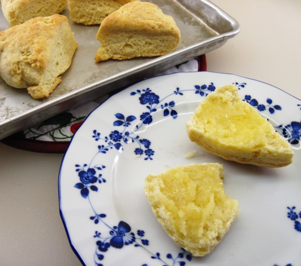 Super Quick and Easy Olive Oil Biscuits