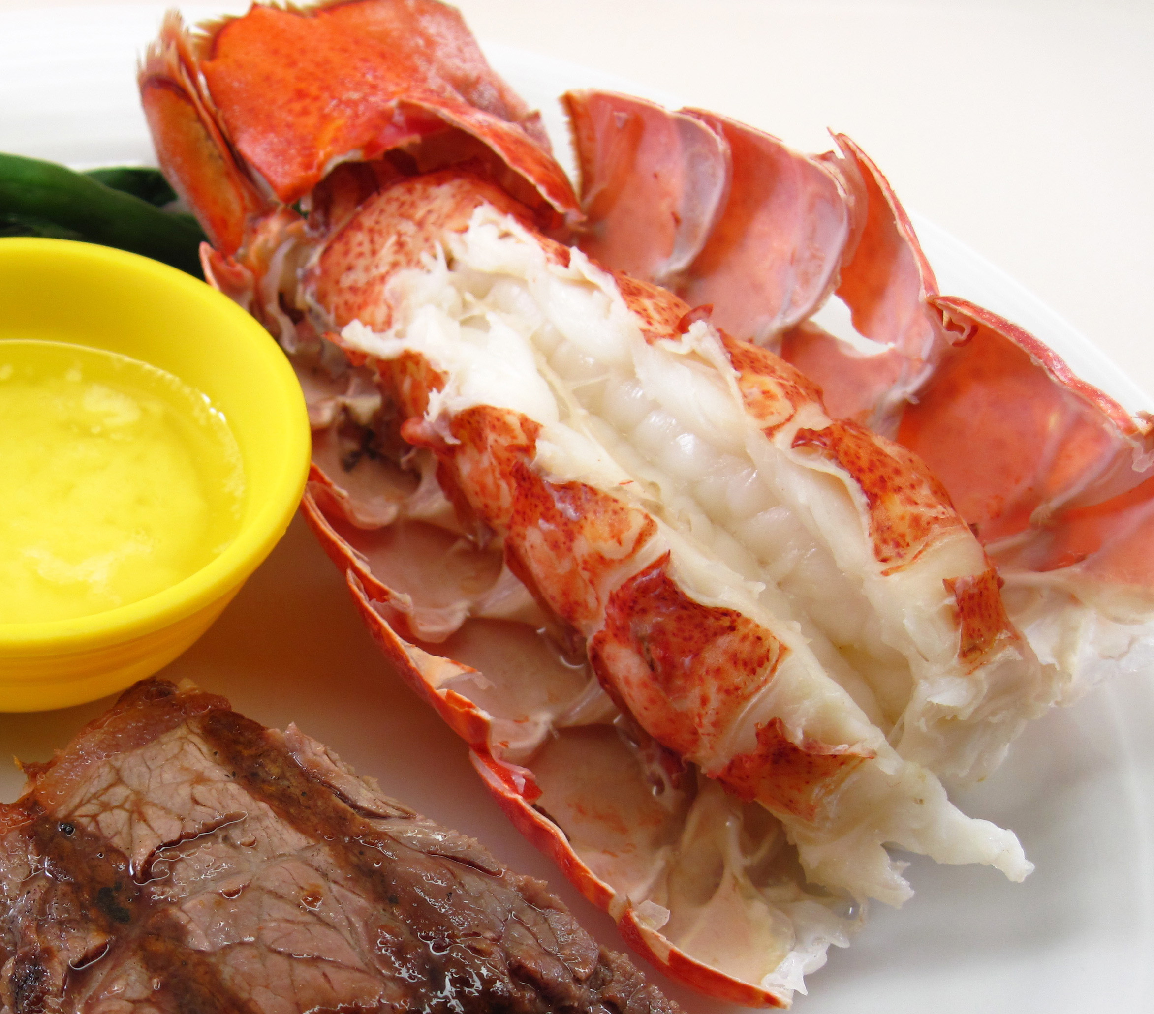 Boiled Lobster Tails | In the kitchen with Kath