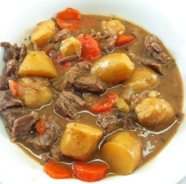 Lamb Neck Stew