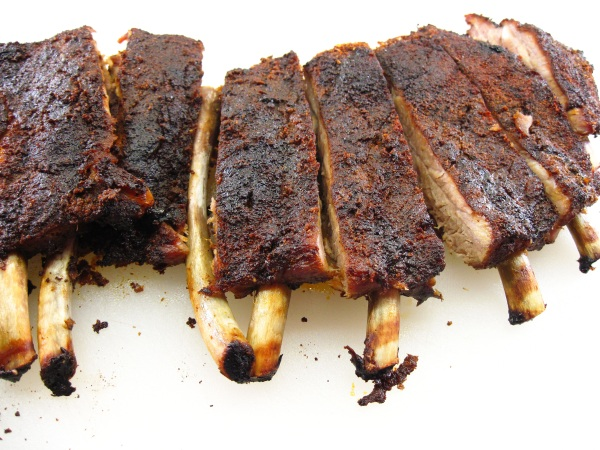 Slow Roasted Pork Ribs