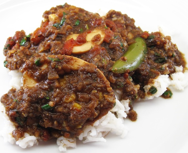 Easter Egg Curry