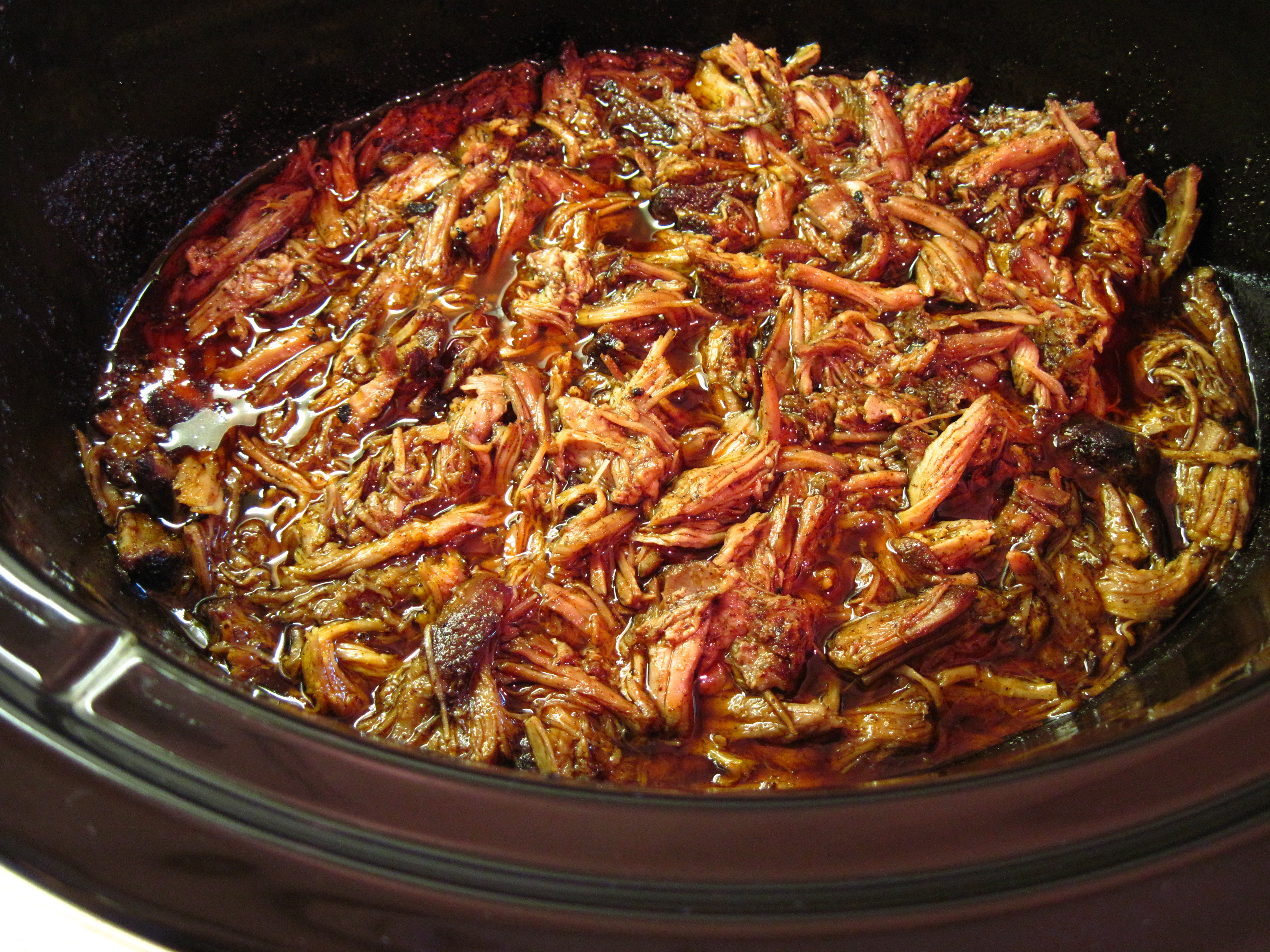 Mexican recipe with pulled pork