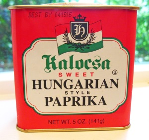 how to make hot paprika
