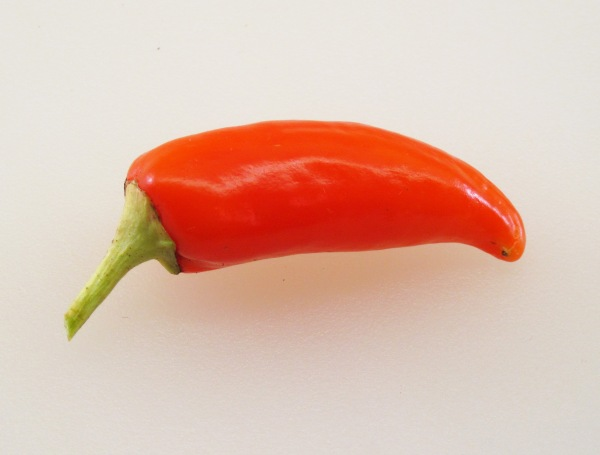 Hungarian Wax Chile Pepper