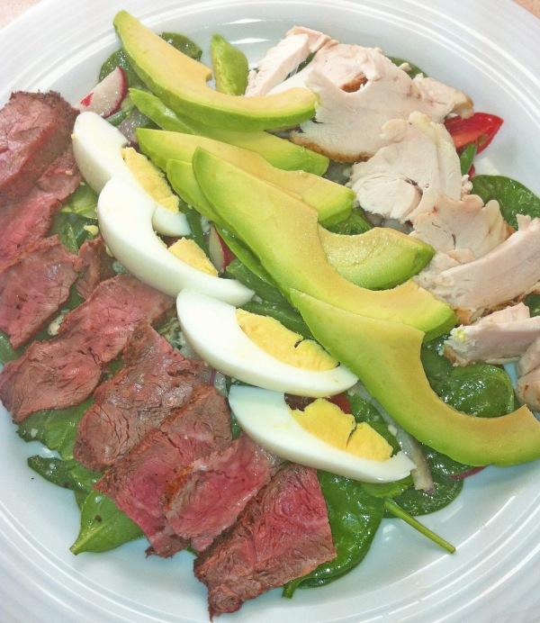 Leftovers Salad