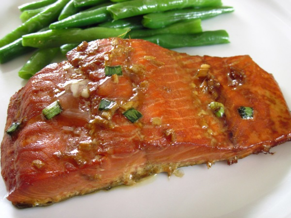Teriyaki Salmon