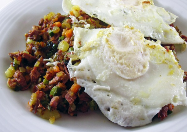 Tom Douglas' Corned Beef Hash 2
