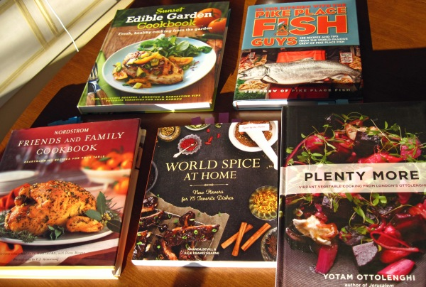Cookbooks 2014