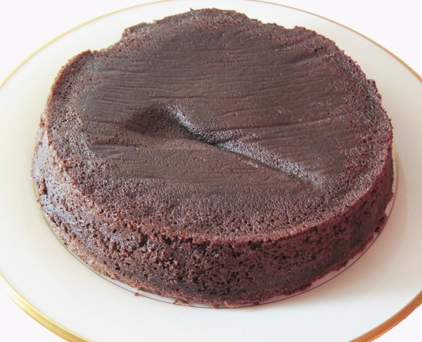 9-inch Flourless Chocolate Cake