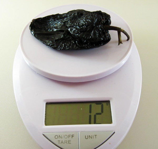 12 g chili