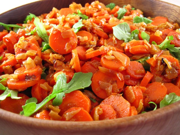 Spicy Carrot Salad 2