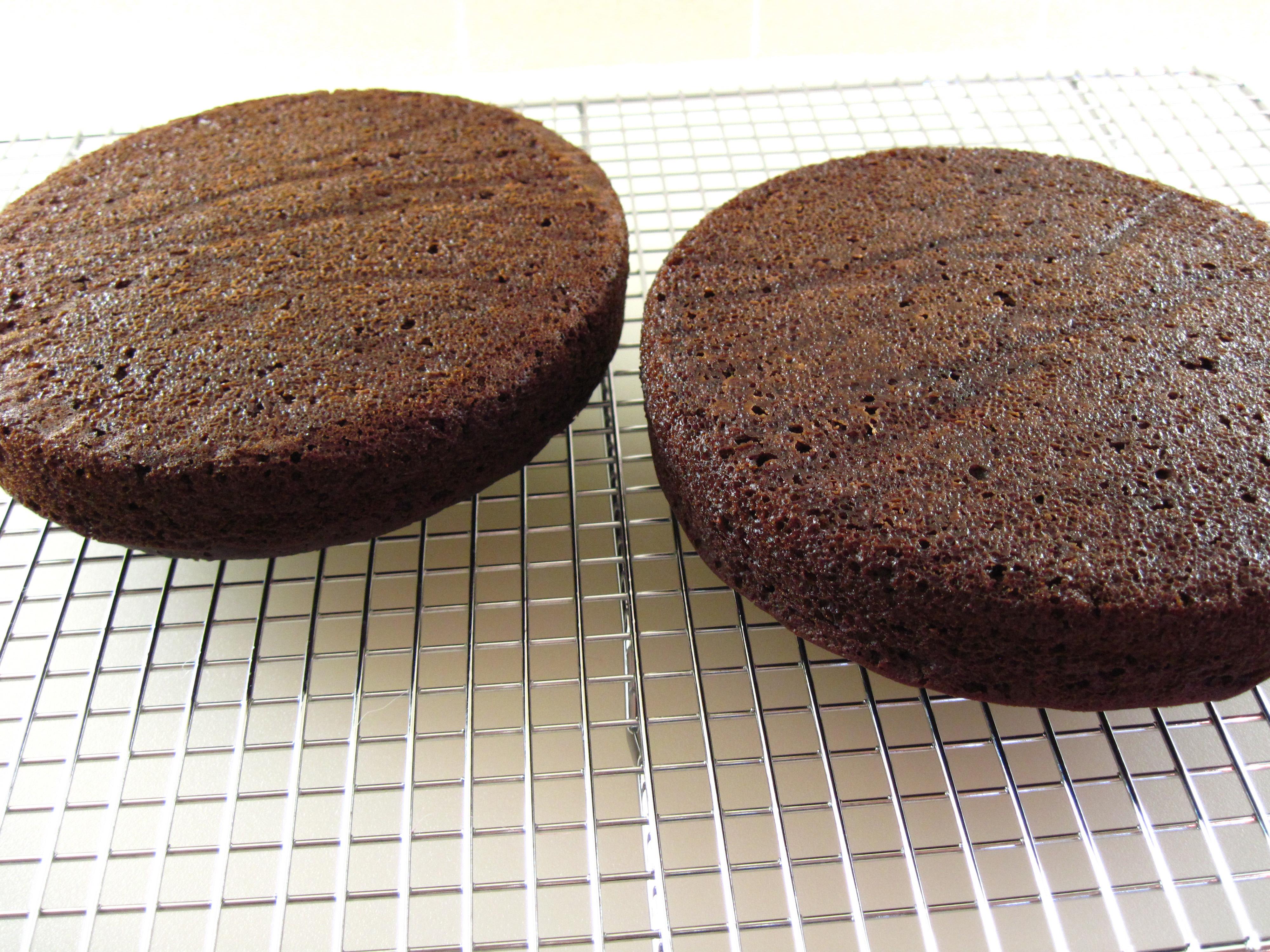 Coconut Sweetened Vegan Chocolate Cake In The Kitchen