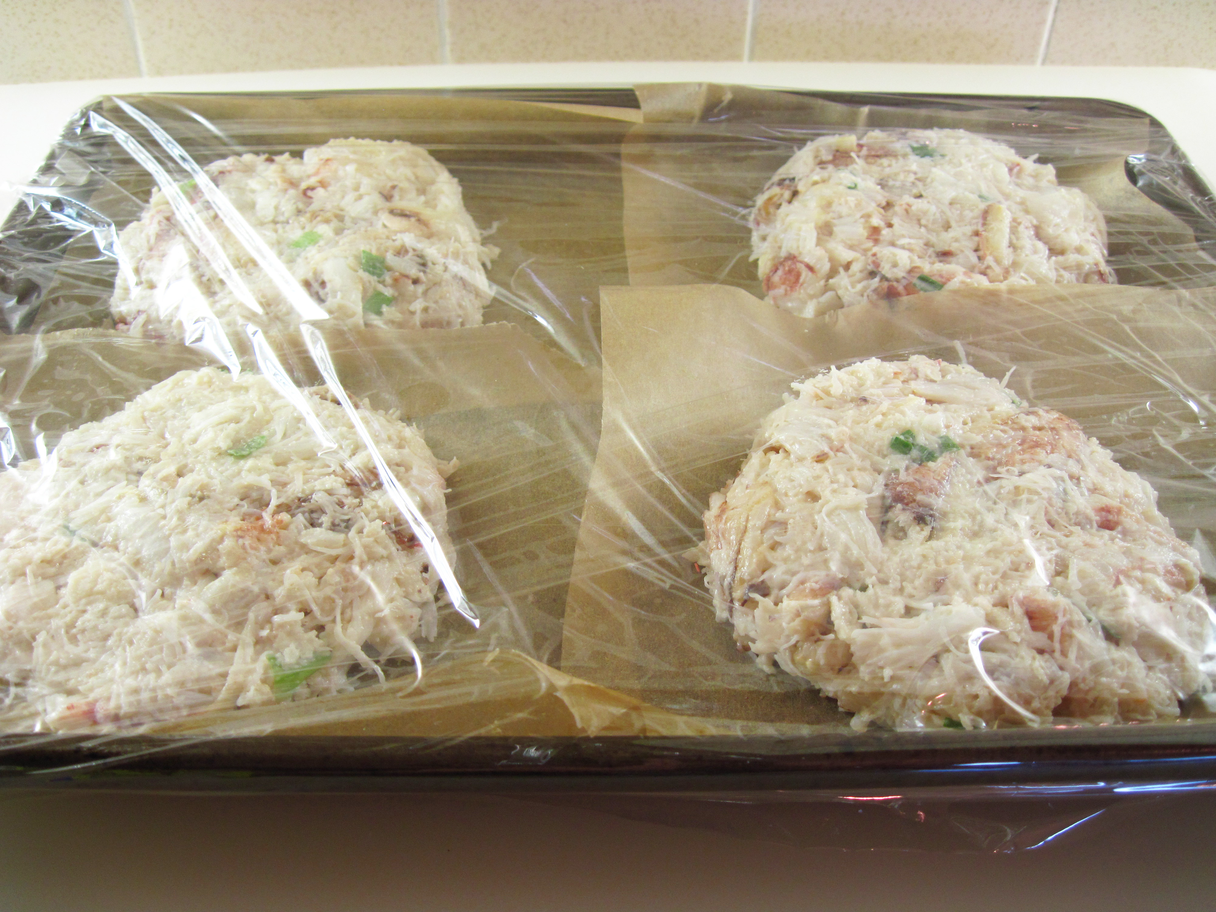 Homemade Dungeness Crab Cakes In The Kitchen With Kath
