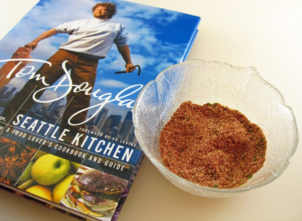 Tom Douglas' Salmon Spice Rub