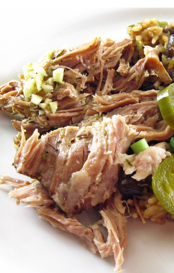 Cuban-style Slow Cooker Pork - 2