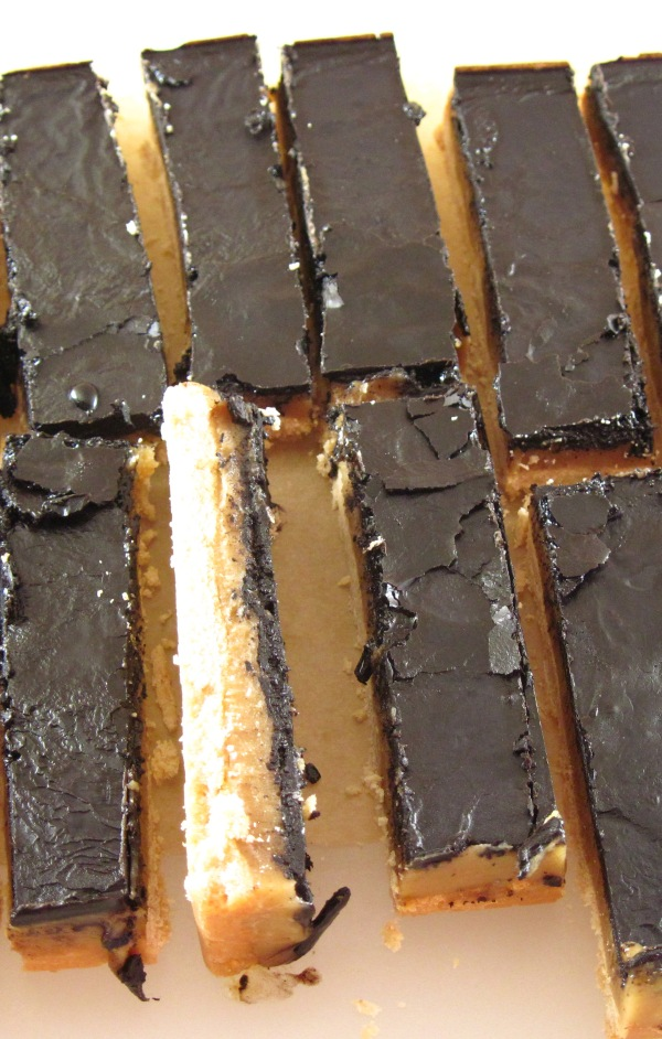 Homemade Twix Bars - Copy