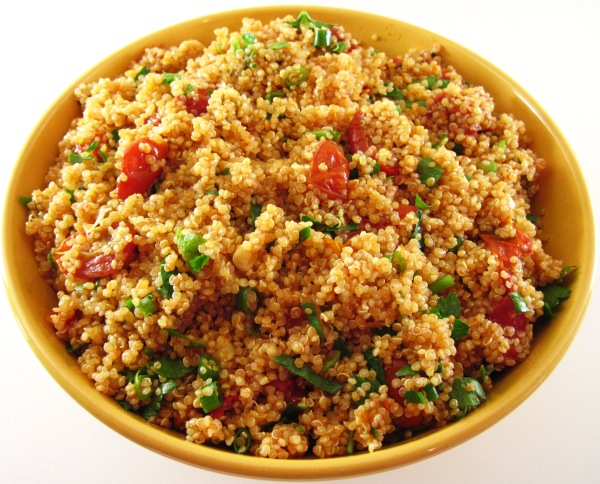 Quinoa Salad with Tomatoes.JPG