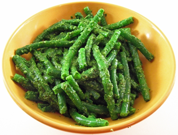 Green Bean Salad with Cilantro Sauce.JPG