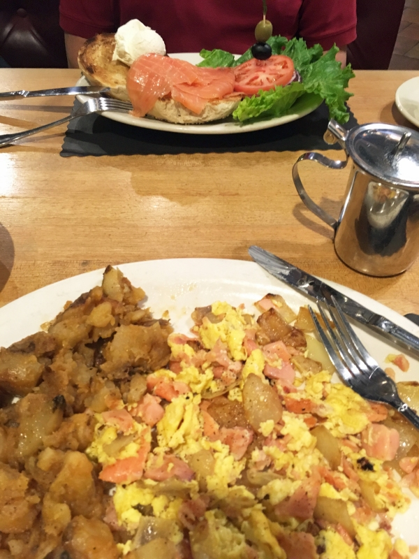 Sarge's - the Leo breakfast