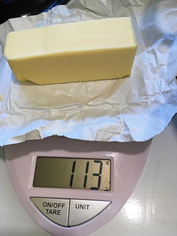 1 stick Kerrygold butter