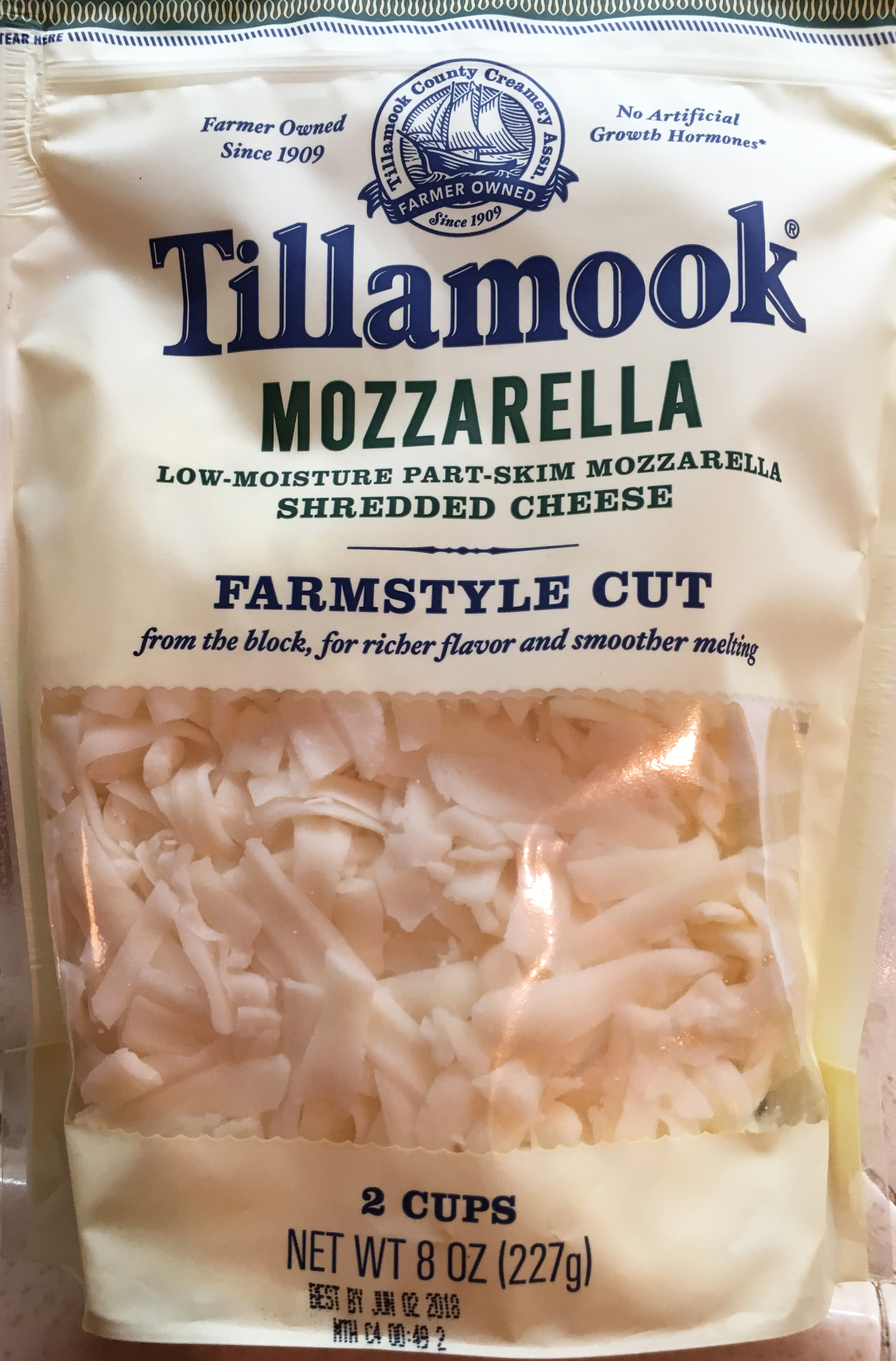 Tillamook Mozzarella